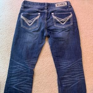 Rock and Roll Cowgirl bootcut jeans